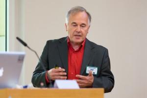 Vortrag von Prof. Birger Anspach